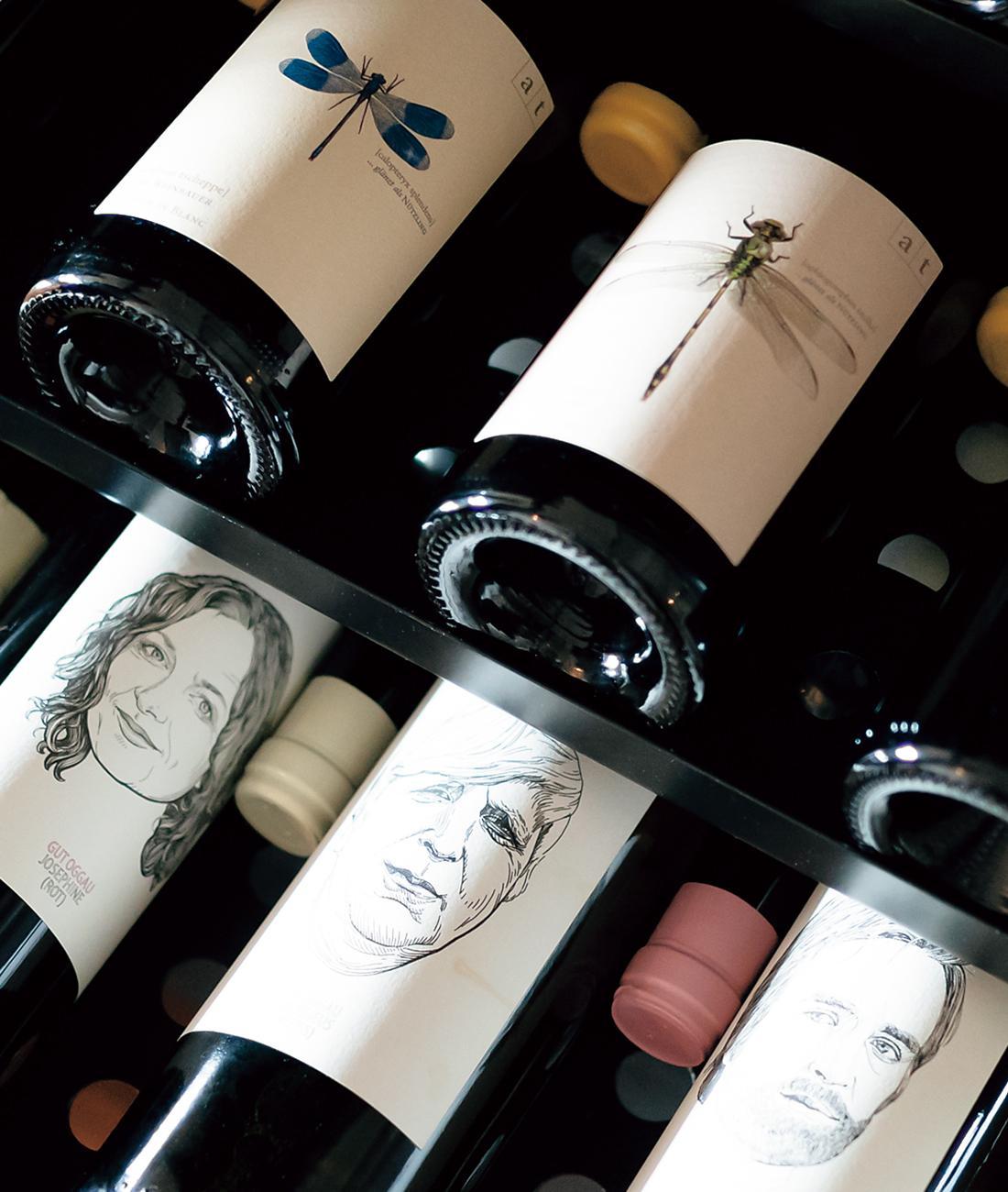 ナチュラルワイン専門セラー