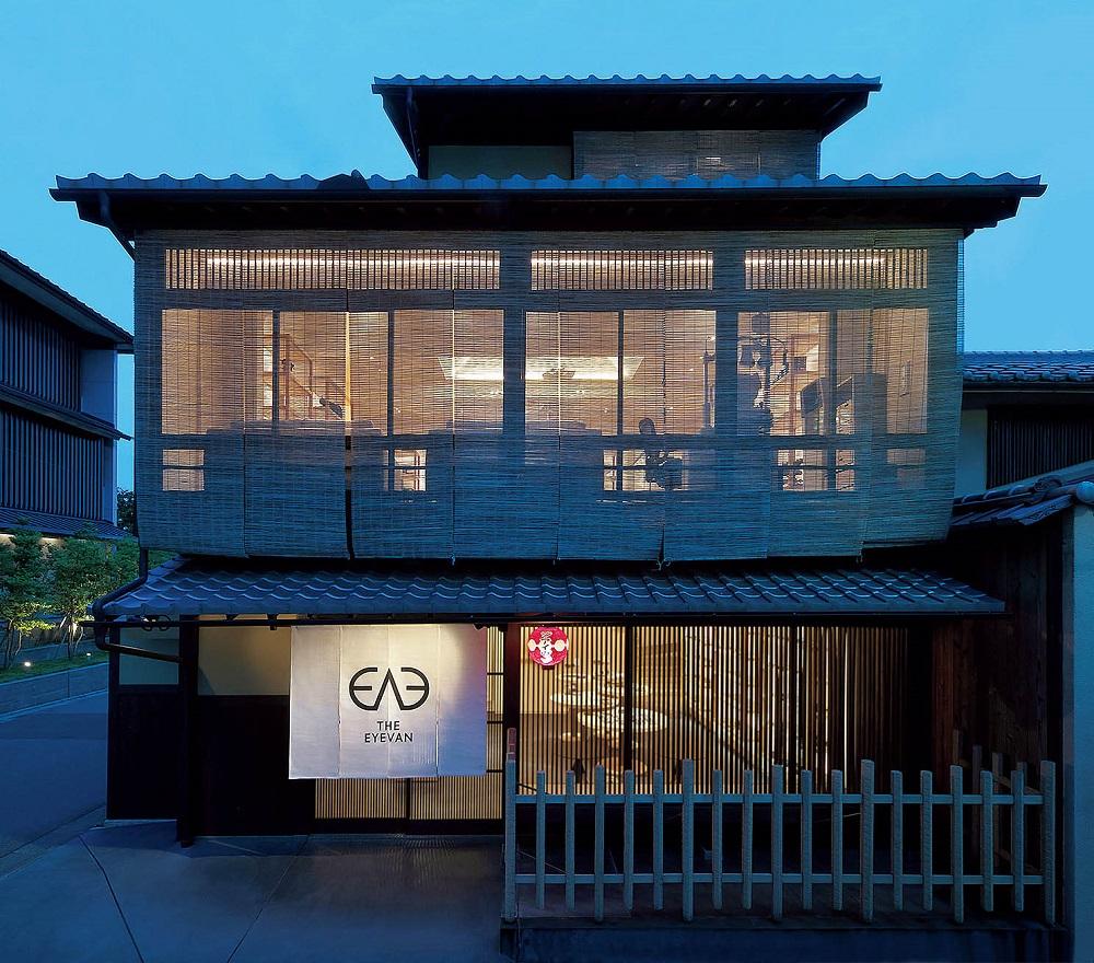THE EYEVAN 祇園京都