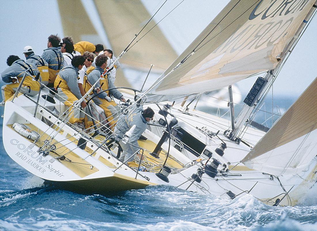 インデックスに国際海洋信号旗「アドミラル」