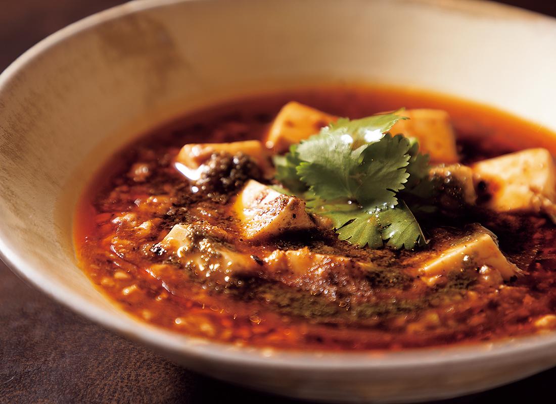 鳥麻婆豆腐