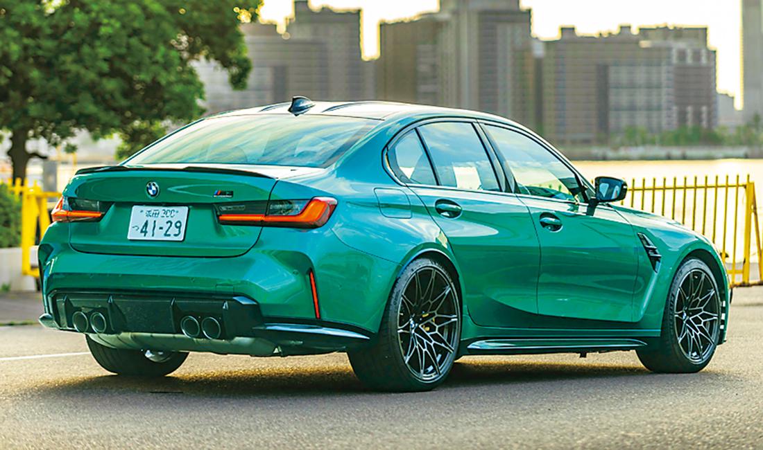 BMW M3 コンペティション