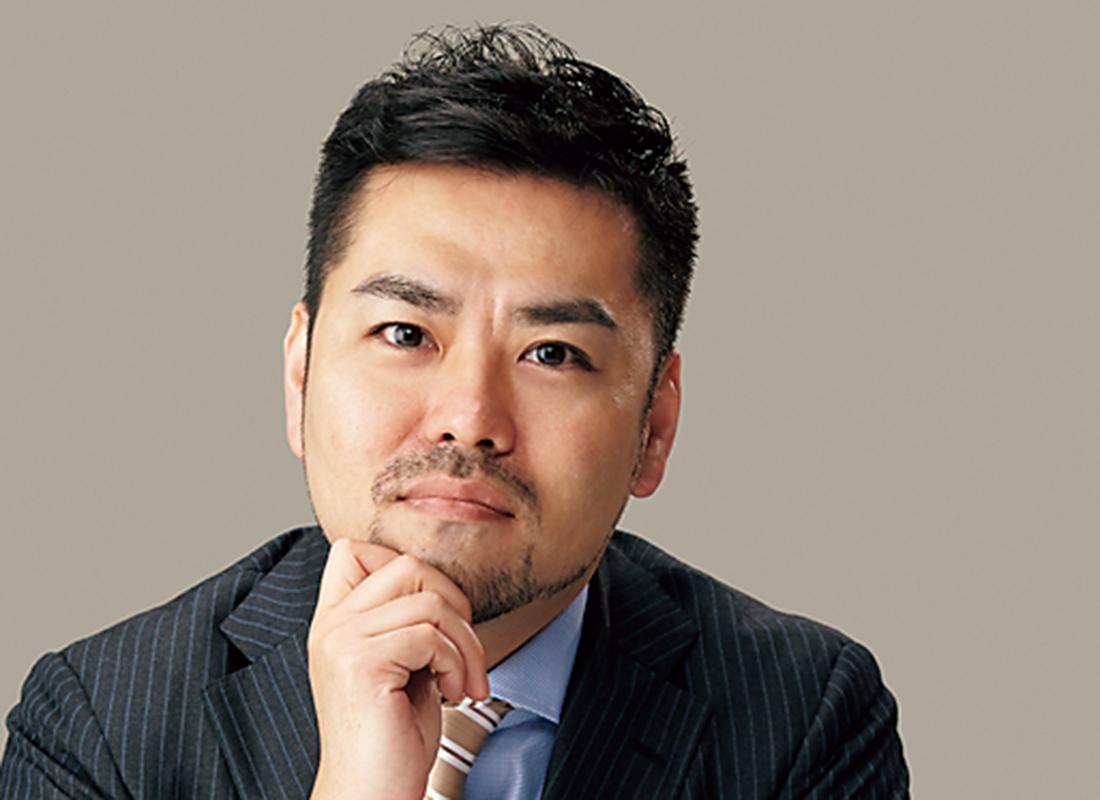 藤村 岳氏