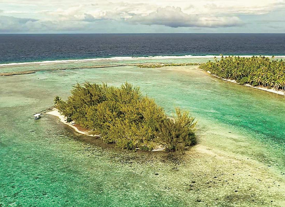 モートラグーン島