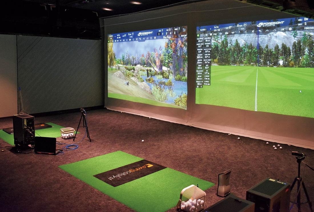 エンジョイゴルフ ゴルフスタジオ&パッティング ラボラトリー福岡