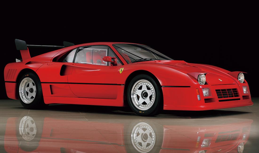 1984年式 フェラーリ 288 GTO エボルツィオーネ