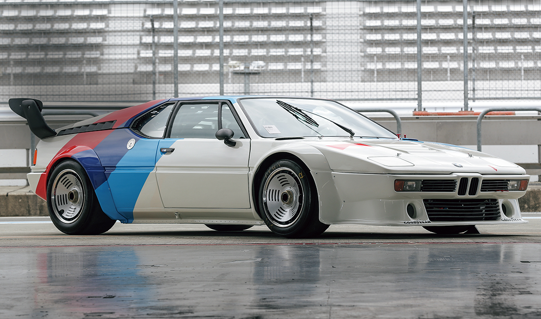 1980年式 BMW M1 Pro Car